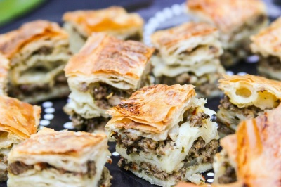 Ton's Special: Lamb Pastry