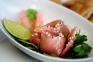 Etta's offers some of the best (tasting and looking) seafood in town