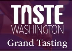 TASTE Washington Grand Tasting, Sat and Sun, March 25-26, 2017, 2-5PM