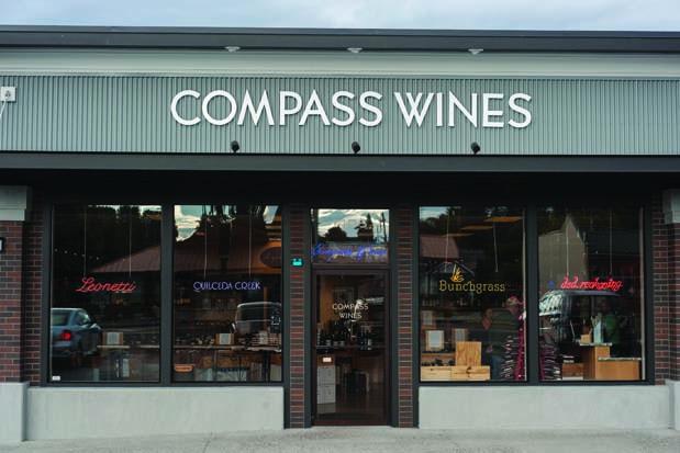 Compass Wines Locus Tasting, 7/26/17, 4-6 PM in Anacortes, WA