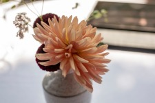 Lovely floral designs by Blackhouse Flowers